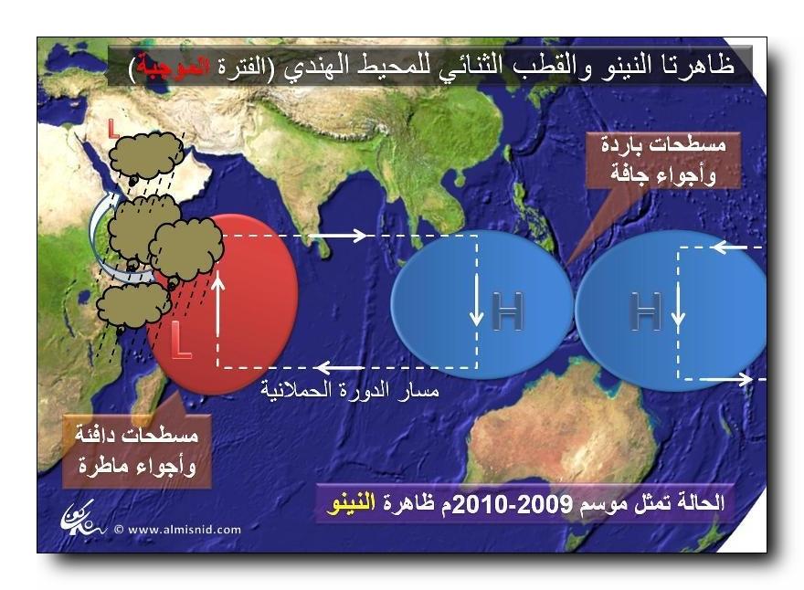 مِرْبَعَانِيَّةُ (2010-2011) وَالتَّنَبُؤاتِ الجَوْيَّةِ بالصور والخرائط M-5.jpeg